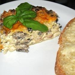 Aunty Pasto's Seafood Lasagna recipe