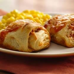 Easy Chicken Enchilada Crescent Bake recipe