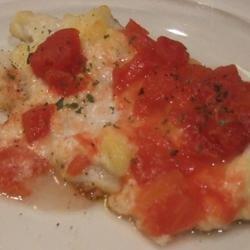 Catfish Tuscany recipe