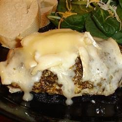 Baked Chicken and Brie recipe