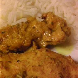 Chicken Curry III recipe