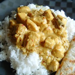 Spicy Indian Chicken Curry Yummy recipe