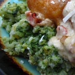 Green Rice I recipe