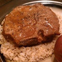 Asian-Style Pork Chop Bake recipe