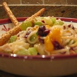 Chicken Salad Al La Barbara recipe