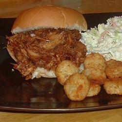 Southern Yank Pulled Pork BBQ recipe