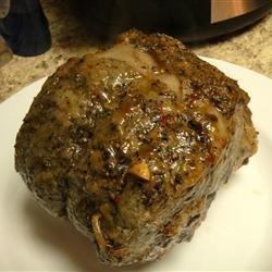 Best Ever Slow Cooker Italian Beef Roast recipe