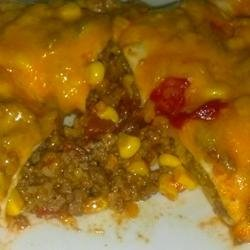 Easy Taco Rolls recipe