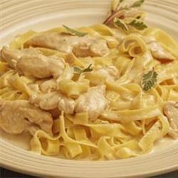 Slow Cooker Chicken Alfredo recipe