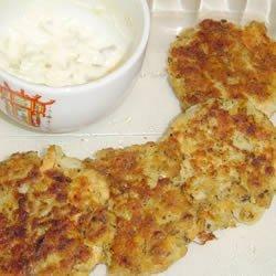 Salmon Patties III recipe