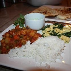 Vegetable Masala recipe