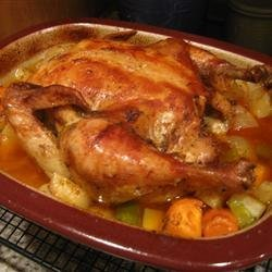 Roasted Vegetable Chicken recipe