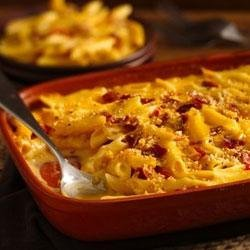 Easy Weeknight Bacon Mac 'n Cheese recipe