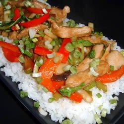 Pork Chop Suey recipe