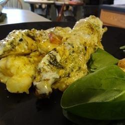 Sour Cream Chicken and Potatoes recipe