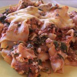Noodles Romano recipe