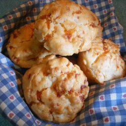 Ultimate Cheese Biscuits - Muffins recipe