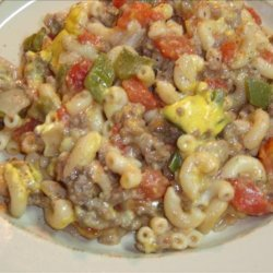 Deluxe Hamburger Casserole recipe