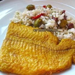Fried Fish Iraqi Style recipe