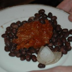 Black Beans in Chipotle Adobo Sauce recipe