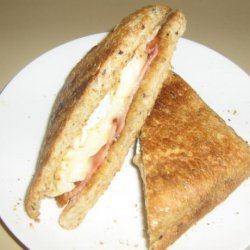 Brie and Bacon Sandwiches recipe