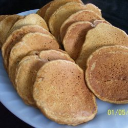 Heart Healthy Harvest Pancakes recipe