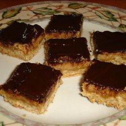 Toffee Slices recipe