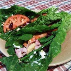 Deli Lettuce Wrap (Lite-Bleu) recipe