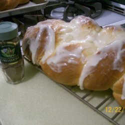 Finnish Nisu - Sweet Bread recipe
