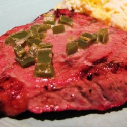 La Junta Jalapeno Steaks recipe