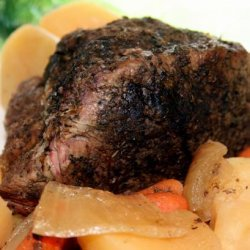 Tink's Crock Pot Roast recipe
