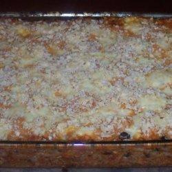 Chicken Enchilada Rice Casserole recipe