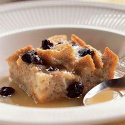 New Orleans Bread Pudding With Bourbon Sauce recipe