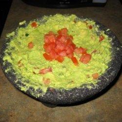 Denise's Guacamole recipe