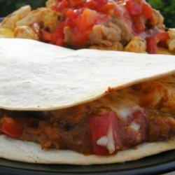Chicken Quesadillas - Low Fat recipe