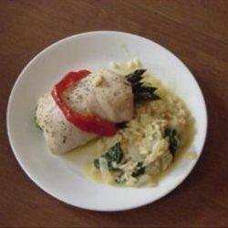 Chicken Asparagus Bundles recipe