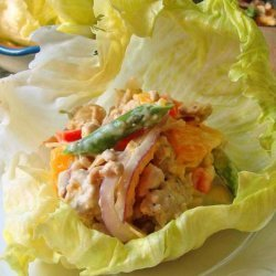Ground Turkey Salad recipe
