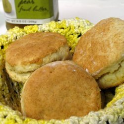 Flaky Baking Powder Biscuits (Scones) recipe