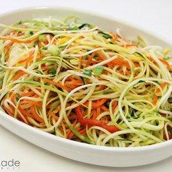Spiral Pasta Salad recipe