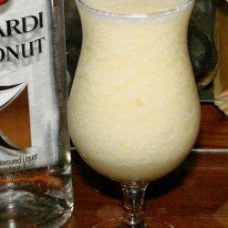 Pina Colada II recipe