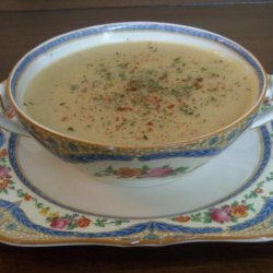 Best Cheesy Potato Soup Ever! recipe