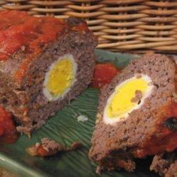 Low Carb Roman Meatloaf recipe