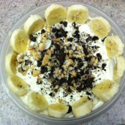 Oreo Banana Dessert recipe