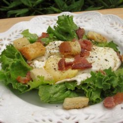 Bacon and Egg Salad recipe