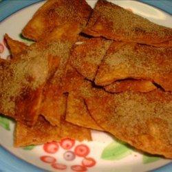 Taco Bell Crispitos Copycat recipe