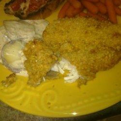 Faux Fried Chicken recipe