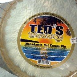 Macadamia Nut Cream Pie recipe