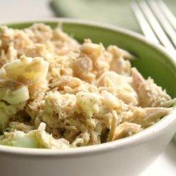 Tuna and Egg Salad Divine recipe