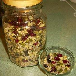 Cranberry Nut Snack Mix recipe