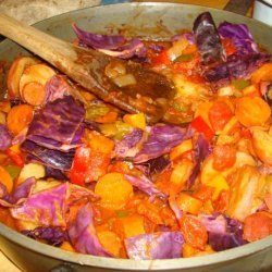 Ethiopian Alecha Wats recipe